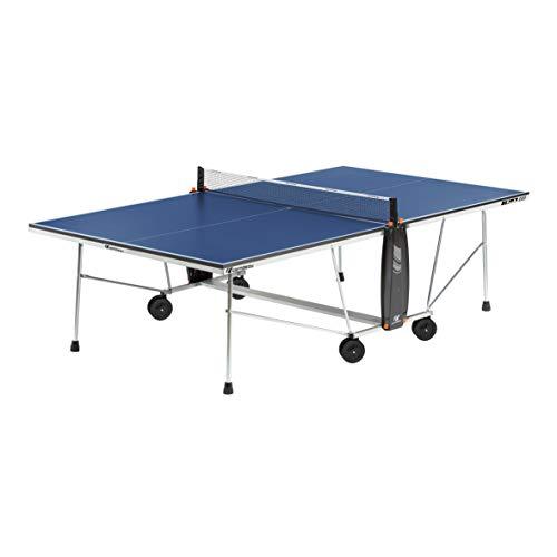 Cornilleau Sport 100 - Mesa de Tenis, Unisex Adulto, 131600, Azul, Talla única
