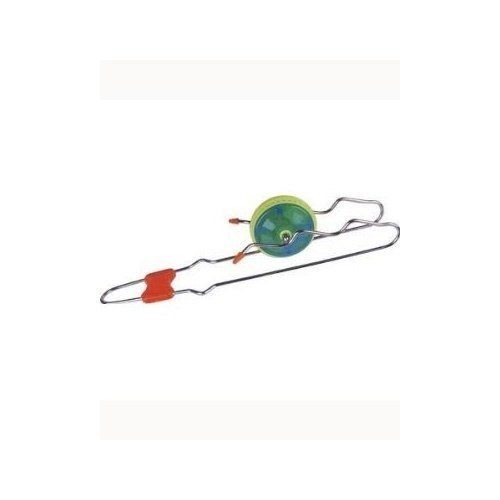 Toysmith Light-Up Rail Twirler (Colors May Vary) (4-Pack)