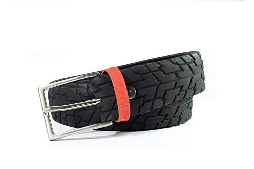 MNMUR - Gürtel aus Fahrradreifen. Größe M/L