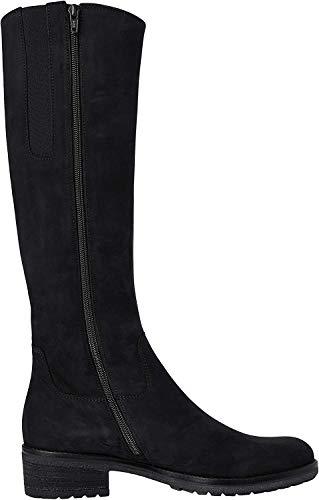 Gabor Shoes Damen Fashion Hohe Stiefel, Schwarz (Schwarz (Anthrazit) 17), 40 EU
