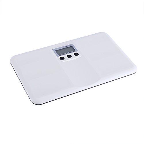 Gewichtsschaal LCD Digitale Weegschaal Baby Huisdier Draagbare Elektronische Maatschaal (150kg Maximale Weeging)