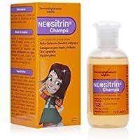 Neositrín - Champú para Eliminar los Restos del Tratamiento Antipiojos - 100ml