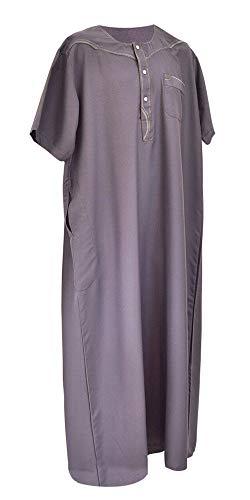 Taybe- Arabisches Kleid, Langes Shirt, Thawb, Dischdascha, Jubba, Islam, Muslime, Herren Gr....