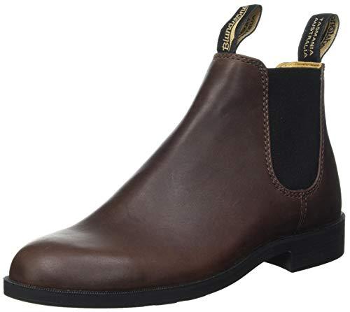 Blundstone Unisex-Erwachsene Dress Series Boot Chelsea-Stiefel, Brown, 41.5 EU