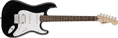 Fender Squier Bullet Strat HT HSS RW BLK E-Gitarre