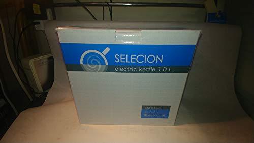 セレシオン 電気ケトル 1.0L SM-8182