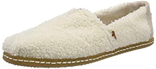 TOMS Womens Canvas Closed Toe Loafers, Plush Shearling, Size 7.0 (B078VGH1JJ)   Amazon price tracker / tracking, Amazon price history charts, Amazon price watches, Amazon price drop alerts