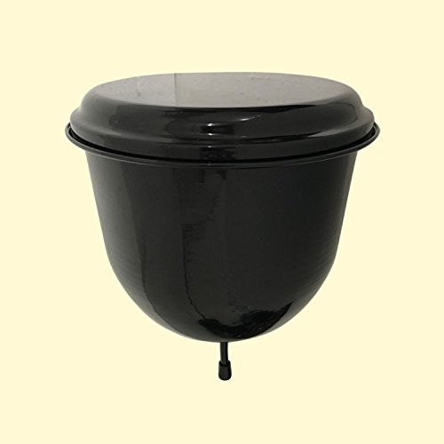 Olymp Wasserspender 4,5 Liter schwarz Rukomojnik, Umivalnik, Aluminium, Дачный Рукомойник