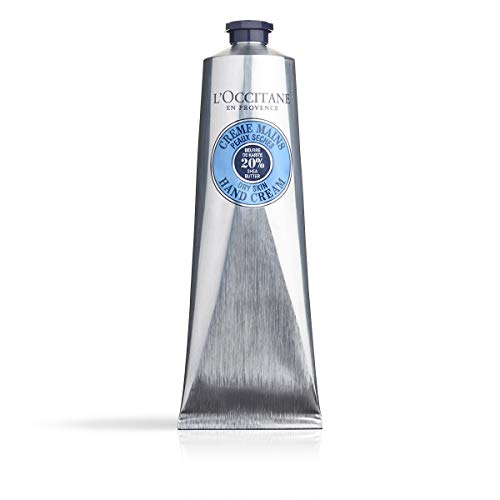 L'Occitane Fast-Absorbing 20% Shea Butter Hand Cream, 5.2 fl. oz.