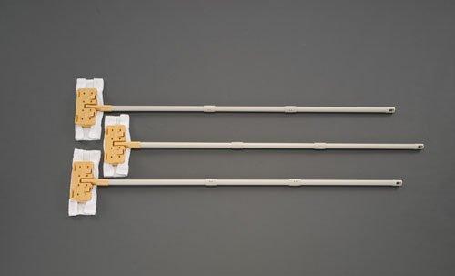 エスコ(ESCO) ぞうきんモップ(3本) 1380mm EA928AB-71A