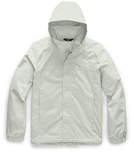 The North Face Men's Resolve Jacket, Tin Grey, Medium