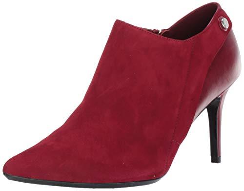 Calvin Klein womens GARA, barn Red, 5.5 M US