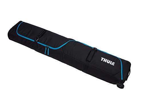 Thule RoundTrip Ski Roller Bag, Black, 175cm