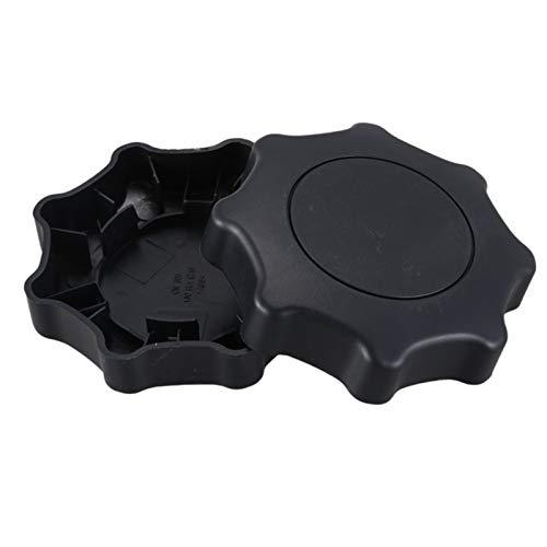 RONGSHU 2 Stücke Black Seat-Anpassungsknopf Fit Für Volkswagen Golf Jetta MK4 Passat B5 Käfer Leon Ibiza 1J0 881 671 F (Color Name : Black)