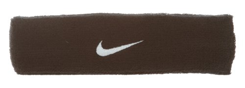 Nike Swoosh Headband, Größe Misc, Black/White*