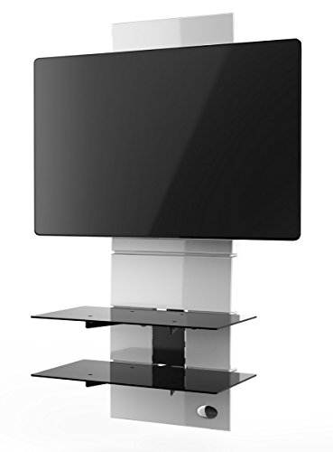 Meliconi Ghost Design 3000 TV-kast Wit.