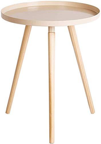 Praktische Einfachheit Diy Montage Teetisch Runde Einfacher Couchtisch Nordischer Tisch Wohnzimmer Wohnung Schlafzimmer Eckschreibtisch Praktische Einfachheit Wohnmöbel Kleiner Tisch im Nordischen St