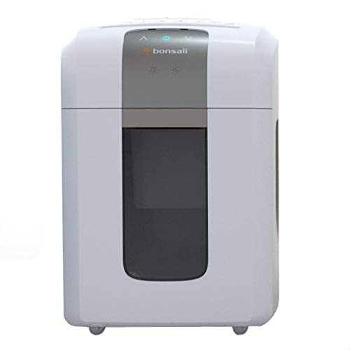 Best Bargain Shredder Nationwel@ Office, Electric Small Particles Level 5 High Confidentiality, Cycl...
