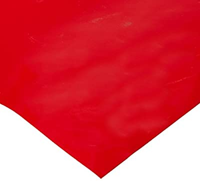 Red Glossy Roll Of Oracal 651 Permanent Adhesive-Backed Vinyl For Craft Cutters, Punches And Vinyl Sign Cutters