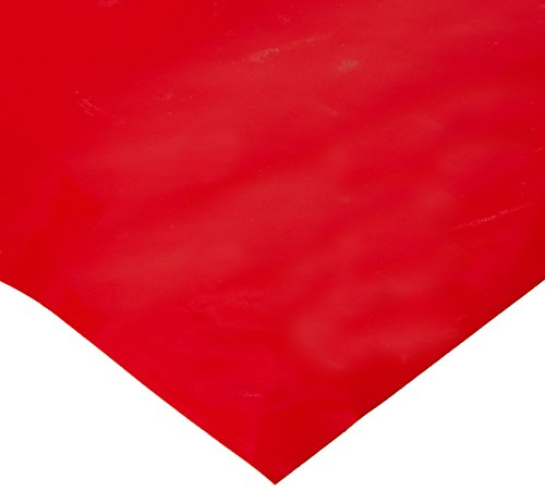 "ORACAL 651-12010-031-RED Permanent Vinyl, 12"" x 10'  "