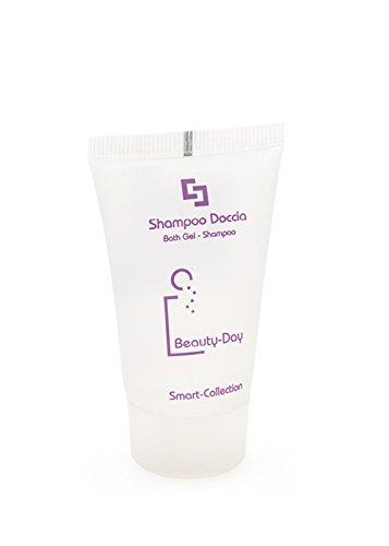 Beauty-Day Shampoing-douche 30ml 300 pcs Ligne courtoisie pour Hôtel Maison d'hôte Bed & Breakfast AMENITIES