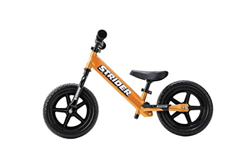 Strider 12 Sport en color naranja