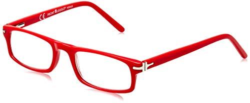 Prontoleggo Occhiali Da Lettura Prontoleggo Mod. Vogue Rosso - Diottria +2,50-180 g