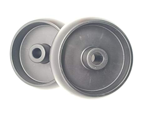 Best Price shiosheng 2PCS Deck Wheel for Stens 210-051, John Deere GX10168