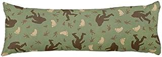 Unknow Bigfoot - Funda de almohada o almohada rectangular para el cuerpo