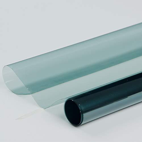 Sombrillas de ventana automotriz lateral VLT75% -20% 90cmx450cm Fotocromáticas coche de la...