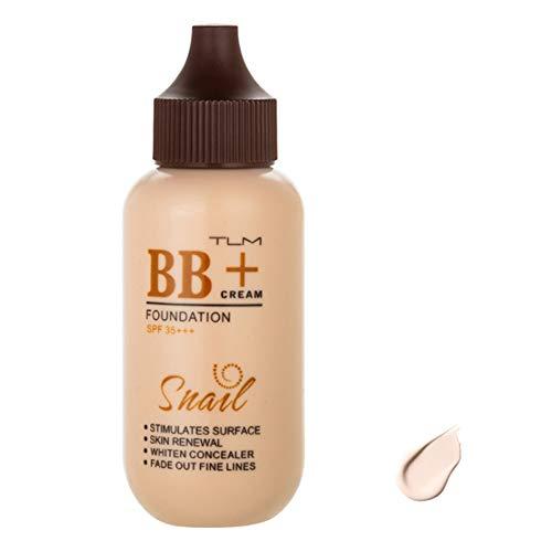 ARTIFUN Foundation Liquid Hellt den Hautton auf, BB Cream Moisturizing Control OIl verbirgt Foundation Liquid