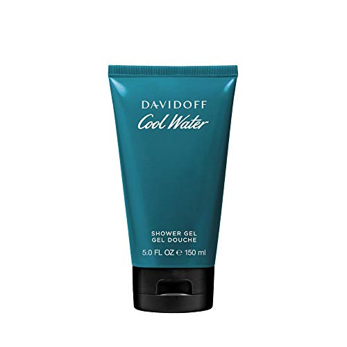 DAVIDOFF Cool Water Man Shower Gel, Duschgel mit aromatisch-frischem Duft, für Herren, 150 ml