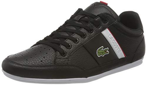Lacoste Herren Chaymon 0721 1 CMA Sneaker, Blk/Wht, 43 EU
