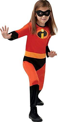 Rubie 's 641004S Jumpsuit Disney Incredibles 2Kostüm, unisex-child, klein