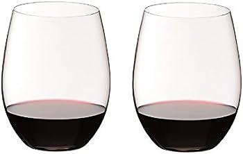 2-Pack Riedel O Wine Tumbler Cabernet/Merlot