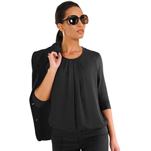 Shirt MAZELLA schwarz Gr. 42 - (707.426 FB: 999 GR. 42)