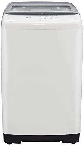 Samsung 6 kg Fully-Automatic Top Loading Washing Machine (WA60H4100HY, Light Grey)