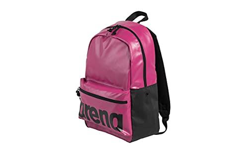 ARENA Team Backpack 30 Big Logo Bags  Adultos Unisex  Rosa  TU
