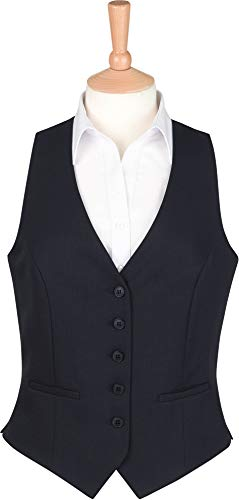 Brook Taverner Br081/2257 Luna Gilet pour Femme Noir Taille