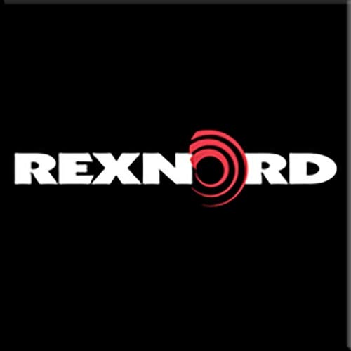 """Rexnord 2307U Spherical Roller Bearing Insert, Setscrew Locking, Regreasable, Open, Steel, 3-7/16"""" Bore, 150mm OD, 2.31"""" Outer Ring Width"""