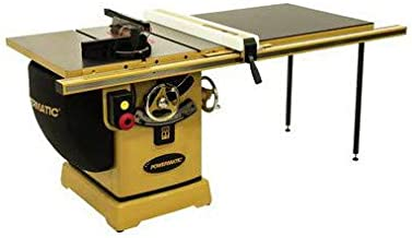 POWERMATIC 5HP 1PH 230V Table Saw, with 5