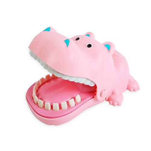 INHEMI Hippo Dentist Toy Biting Finger Game Funny Toys