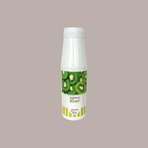 1 Kg Topping Salsa Guarnizione al Gusto KIWI LEAGEL Alta Qualità per Decorare Gelato Yogurt Dolci Torte Semifreddi