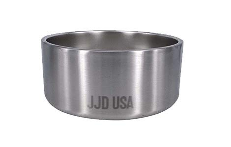 JJD USA's pet Dog Bowl – Water Bowl for Small,...