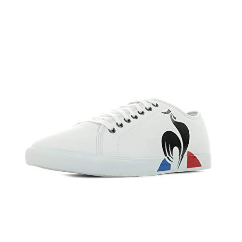 Le Coq Sportif Verdon Bold Optical White, Basket Mixte, 42 EU
