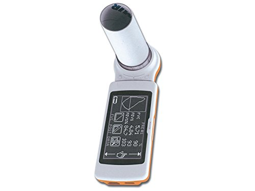 Scopri offerta per Spirodoc 33534 Spirometro, Ossimetro, Software