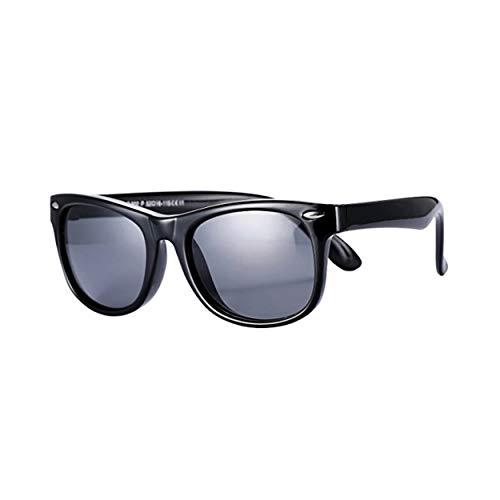 FOURCHEN Gafas de sol para niños, gafas de sol Kids Rubber flexible Gafas de sol polarizadas para niños, Gafas de sol 100% UV Proof para niñas/niños, Gafas de sol para niños, Gafas de sol para niños