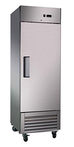 Sybo International KF-23 Commercial Freezer, Silver