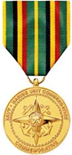 Medals of America Navy and Marine Unit Commendation Commemorative Medal Anodized