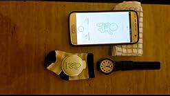 Accesorio de clip para monitor de movimiento de respiraci/ón y giro de beb/é Sense-U dispositivo no incluido